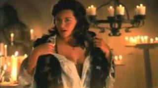 Sexy Plasma Girl - Funny Panasonic Commercial