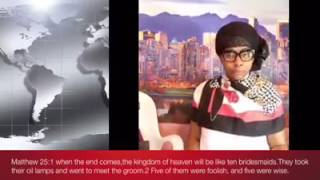 Revelation of the End Times (twi and english)