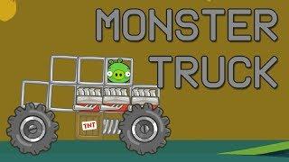 bad piggies monster truck