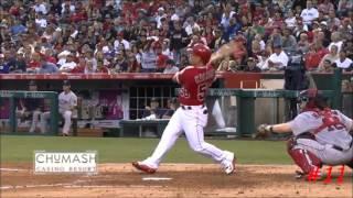 Kole Calhoun | 2015 Home Runs