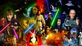 STAR WARS JEDI KNIGHT II JEDI OUTCAST - THE MOVIE HD ( ALL CUTSCENES ) GAME