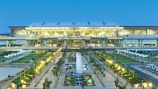 The Top 10 Airports of india  ( informative video)