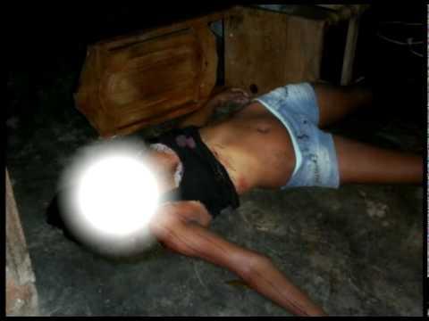Adolescente é assassinada na própria residência em Alta Floresta.mpg