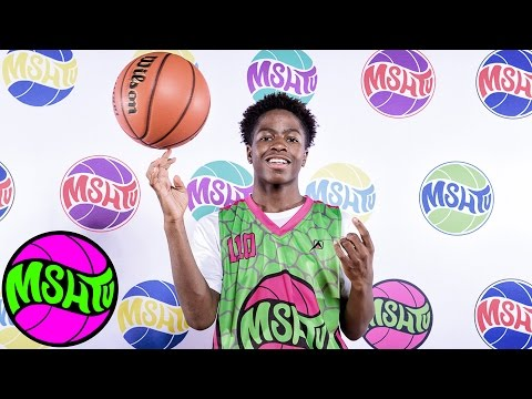 Zion Harmon #1 7th Grader GOES OFF at MSHTV Camp - Class of 2021 Basketball