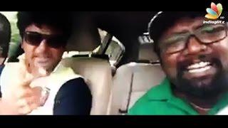 Kabali Nerupuda Song Sivakarthikeyan Version | Dubmash Tamil Movies | Rajini Mimicry