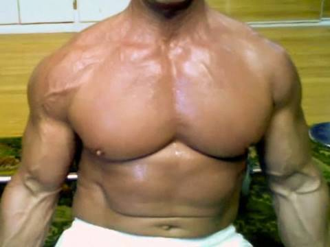DVD1 Amazing Pump Arm Workout S61XL Mass Gain Program