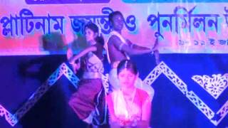 APARAJIT DHABAL DEB DANCE AT RANIBANDH HIGH SCHOOL