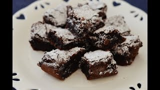 Brownies طرز تهیه براونی شکلاتی، یک دسر خوشمزه