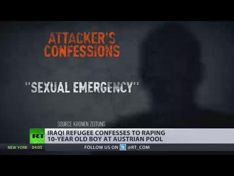 Xxx Mp4 'Sexual Emergency' Iraqi Refugee Raped 10yo Boy At Swimming Pool In Austria 3gp Sex