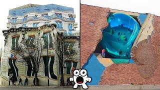 Weirdest Buildings In The World