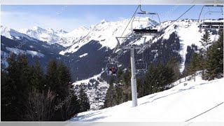 Dutch girl, 6, seriously hurt after getting stuck in French ski lift