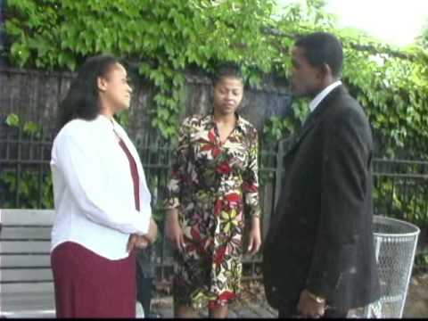 pasteur Rony B.Brumaire presente piege haitian movie in creole belfim remy lochard radyopanou