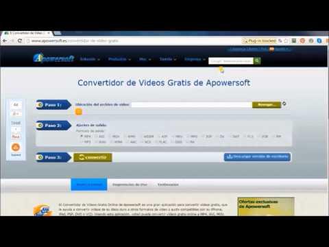 Convertidor De Videos Movie Maker A Wmv Online