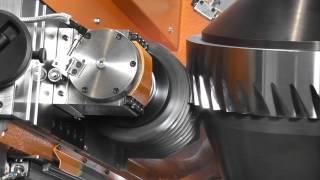 Liebherr Gear Hobbing Machine LC 380-500