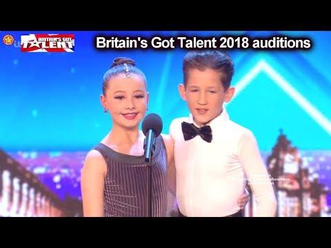 Xxx Mp4 Lexie Christopher 10yo Dancers MET At MATCHING SITE Auditions Britain S Got Talent 2018 BGT S12E03 3gp Sex