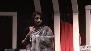 Musical Performance by Sazia Afrin at Ekushe February Program