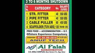 Jobs in Qatar || Jobs in Saudi Arabia || Interviews Today