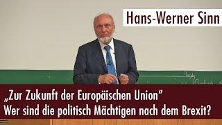 Prof. Dr. Dr. h.c. mult. Hans-Werner Sinn: Europa in der Krise (Universität Leipzig, 20.06.2017)