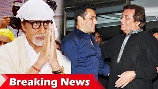 Vinod Khanna के लिए Interview छोड दौड़े Amitabh, Salman और Vinod Khanna है बॉलीवुड के असली दयावान