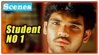 Student No 1 Tamil Movie | Scenes | Sibi confesses the truth to Nasser and police | Sherin