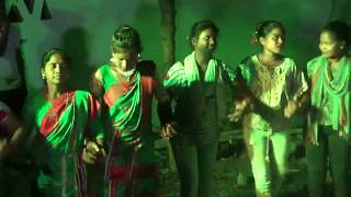 Tilkanagar Rourkela Santali Dance 1