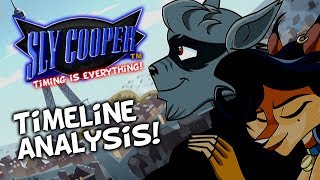 Sly Cooper Thieves In Time - Timing Is Everything TIMELINE Analysis!