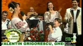Ungurica - Niculina Stoican si Maria Olteanu la 8 ani