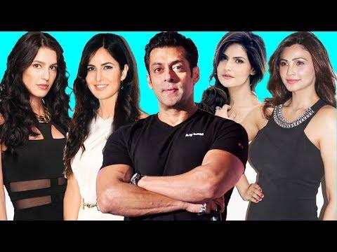 Xxx Mp4 10 Bollywood Actresses Launched By Salman Khan Katrina Kaif Zarine Khan Sonakshi 3gp Sex