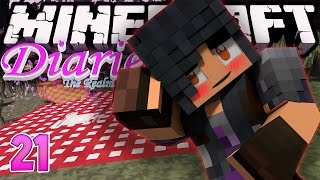 Aaron & Aphmau's Relationship   Minecraft Diaries [Season 3 Ep.21]