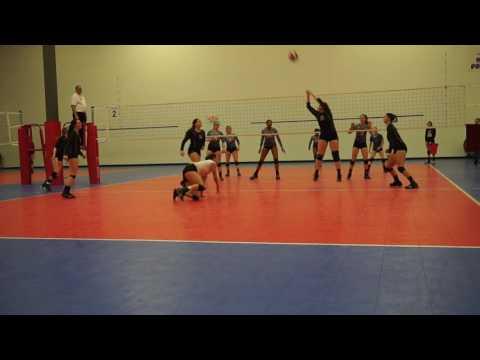 Daisy Ayala Volleyball  Libero Highlight Video