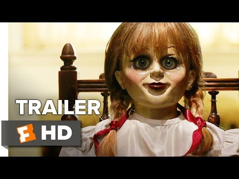 Annabelle: Creation Trailer #2 (2017)   Movieclips Trailers