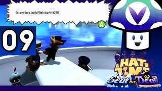 [Vinesauce] Vinny - A Hat in Time (part 9)