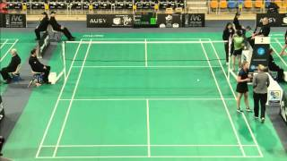 Julie Finne-Ipsen vs Ruselli Hartawan (WS, R32) - Orleans Intl. 2016