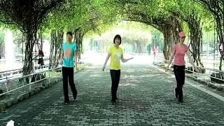 I'M ALIVE - Line Dance (Tina Chen Sue-Huei -July 2018)