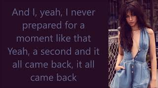Camila Cabello  All These Years  Lyrics Audio