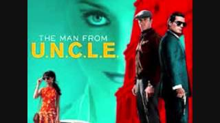 The Man from UNCLE (2015) Soundtrack - Jimmy, Renda se