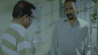 Kishor Sentiment Scene With His Friend - Ponmaalai Pozhudhu Tamil Movie Scenes