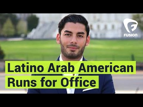Xxx Mp4 Meet The 28 Year Old Latino Arab American Running For Congress 3gp Sex