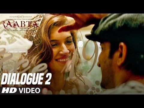 Raabta Dialogue Promo 2: Main Cheez Badi Hu Mast Mast | Sushant Singh Rajput | Kriti Sanon