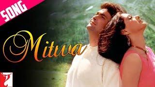Mitwa Song | Chandni | Rishi Kapoor | Sridevi | Vinod Khanna | Waheeda Rehman