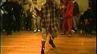 Dance audition LA 90's  B-Boys Hip Hop freestyle dancers