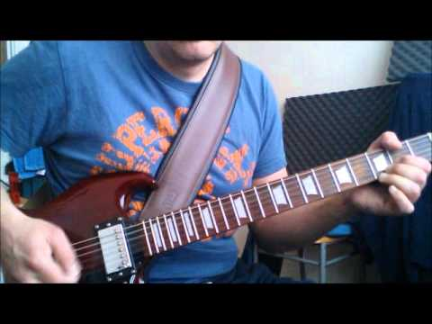Tribute to Bon Scott, Early Days AC/DC Riffs Medley!