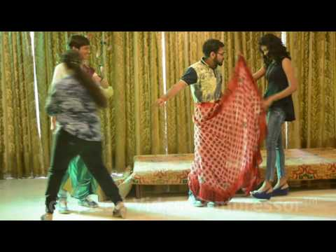 BITD || CSE Batch Party || Saree Dance -1