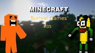 Minecraft Survival Games - Rennschnitzel #05 [GERMAN DEUTSCH] HD