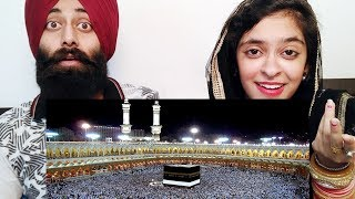 Sikh Couple Reacts to How Mecca was Built   The History of Mecca