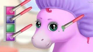 Pony Sisters Hair Salon 2 - Fun Kids Games - Top Baby Games