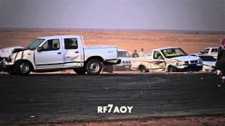 حادث اذيه + مطفوق مفرق القيصومه - Drift accident