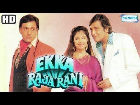Xxx Mp4 Ekka Raja Rani HD Vinod Khanna Govinda Ayesha Jhulka Superhit Hindi Movie With Eng Subtitle 3gp Sex