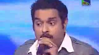 Sri Ram Superb Performance At Indian Idol