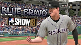 MLB 18 The Show RTTS - Billie Bravo (SP) Road To The Show Colorado Rockies #11  MLB The Show 18 RTTS